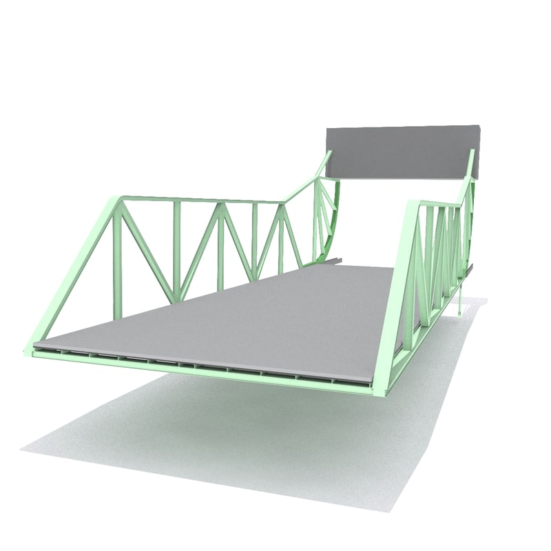 swingbridge train max