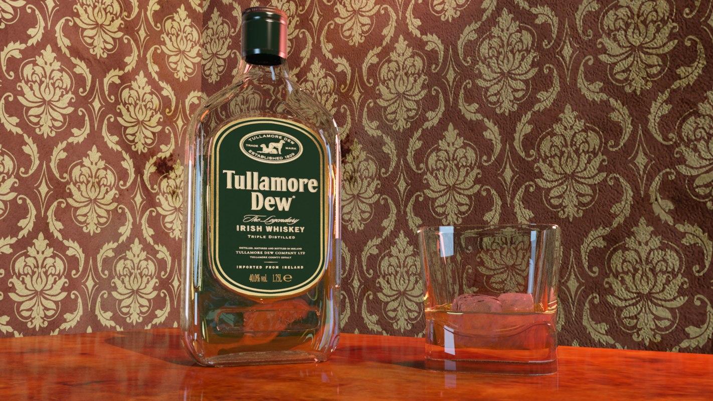 3ds max tullamore dew