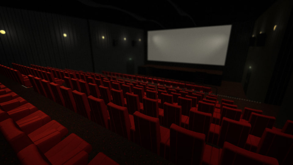 3d theater room