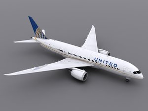3d aircraft united
