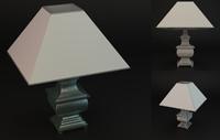 lamp hamilton 3d model