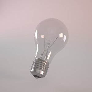 3ds max light bulb