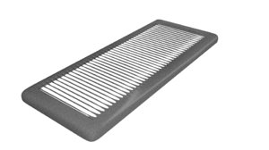 3d air duct vent cover