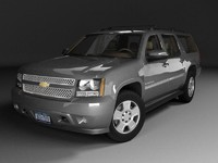 Chevrolet Suburban (GMT900)