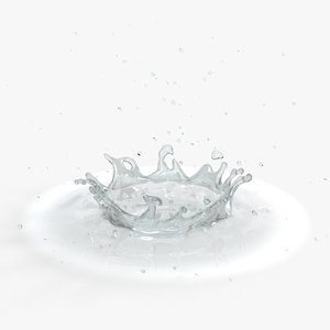 max droplet surface splash