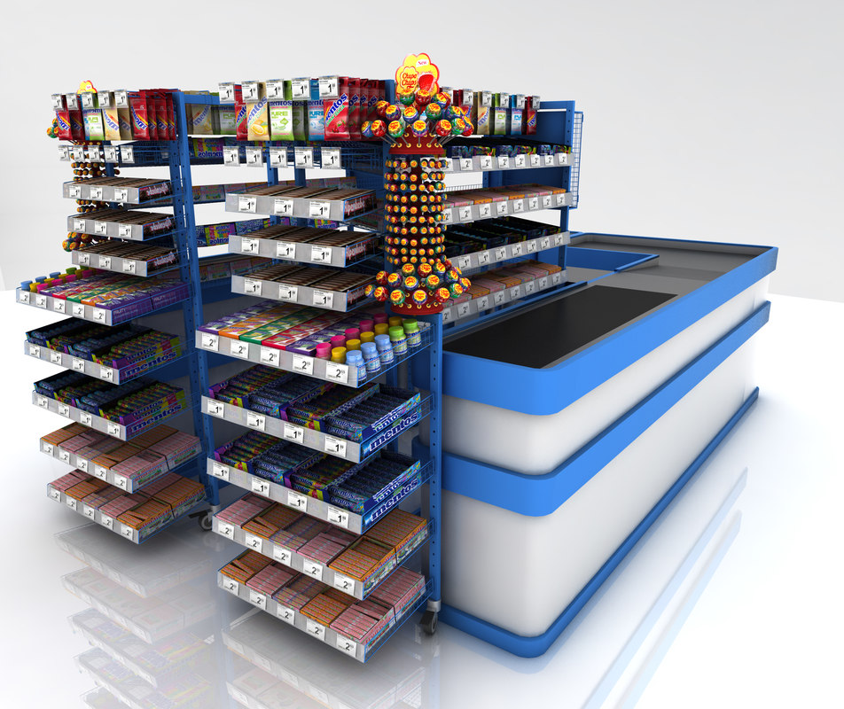 shelf merchandise max