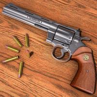 Colt Python handgun