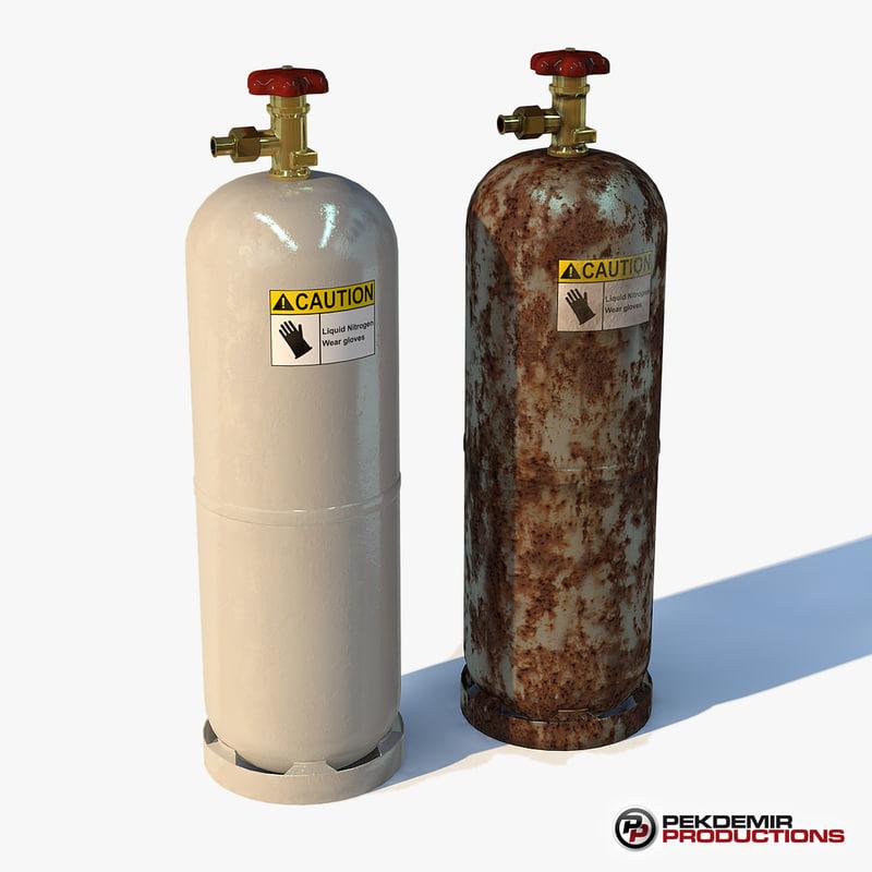 c4d gas tank