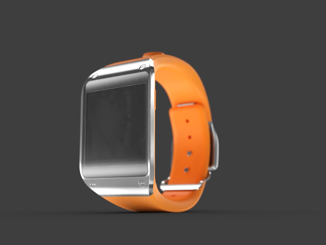 3d model black galaxy gear