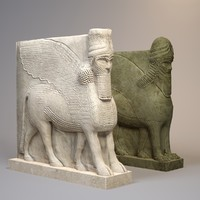 Statue Lamassu Collection