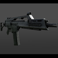 assault rifle 02