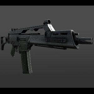max realistic assault rifle