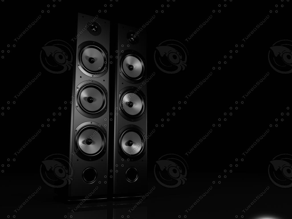 3ds speakers design