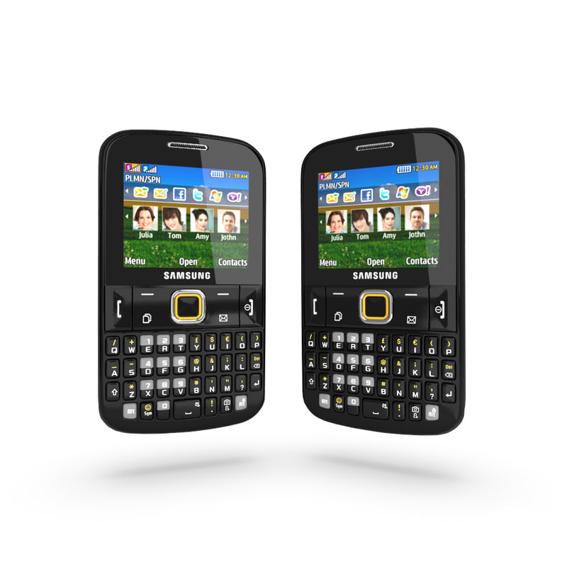 maya samsung texto e2220