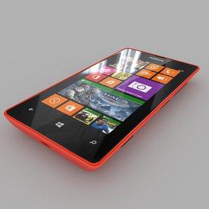 3d nokia lumia 525