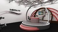 TV Studio Scene