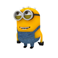 3d minion despicable