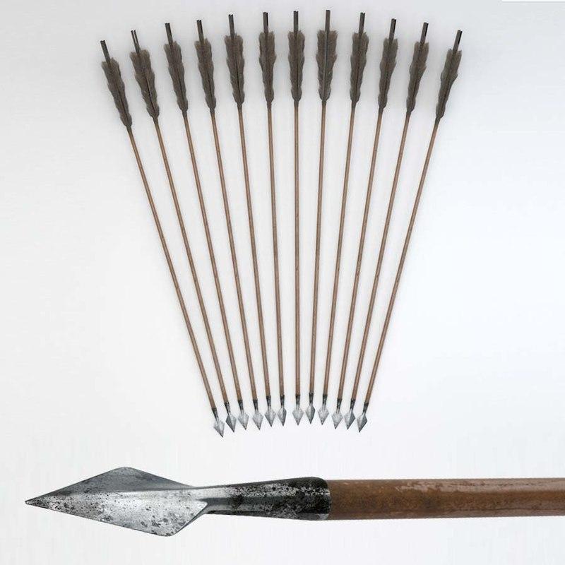 arrows max