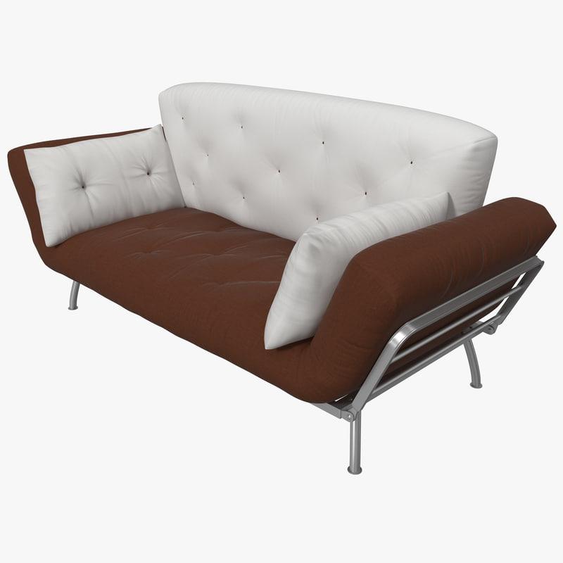 max futon mali flex