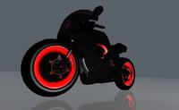 super bike 3d c4d