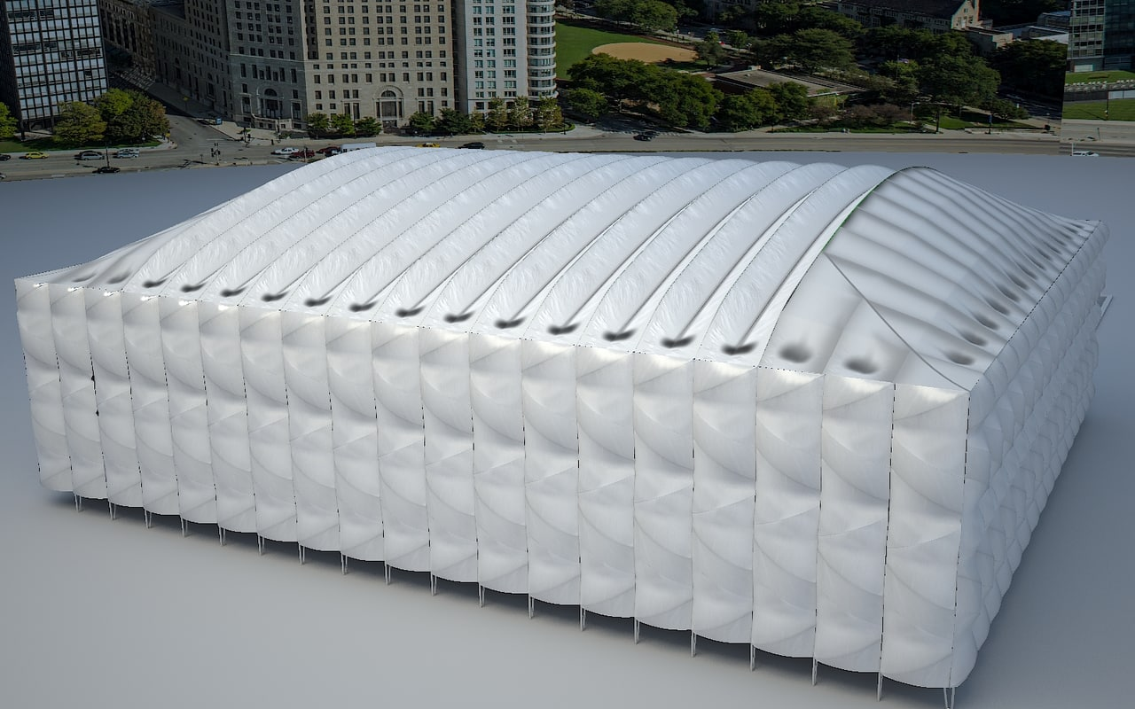 max london olympic stadium