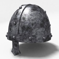 3ds max helm templar knight