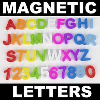 Magnets Alphabet