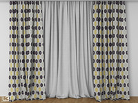 Hall curtain