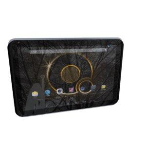 nuqleo qrypton 10 3d model