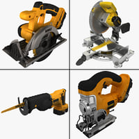 Dewalt Saw Collection