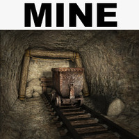 cart mine 3d 3ds