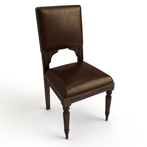 dining chair rawalpindi 3d obj