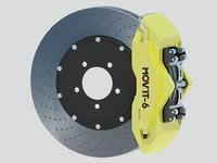 performance brakes 3d model