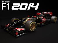 Lotus E22 2014