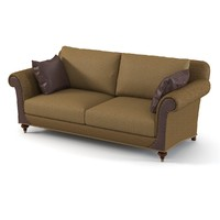 Ferguson & Copeland Edwardian u 09-03 Sofa