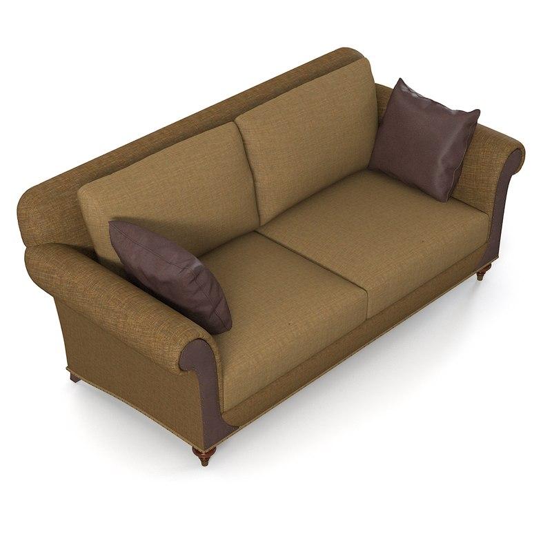 Ferguson U0026 Copeland Edwardian U 09 03 Sofa