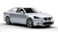 lexus gs 450h 3ds
