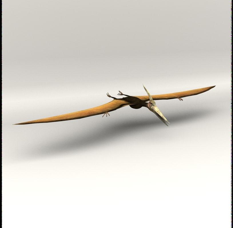 lightwave pterosaur