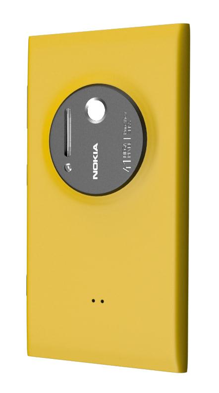 3d nokia 1020 model