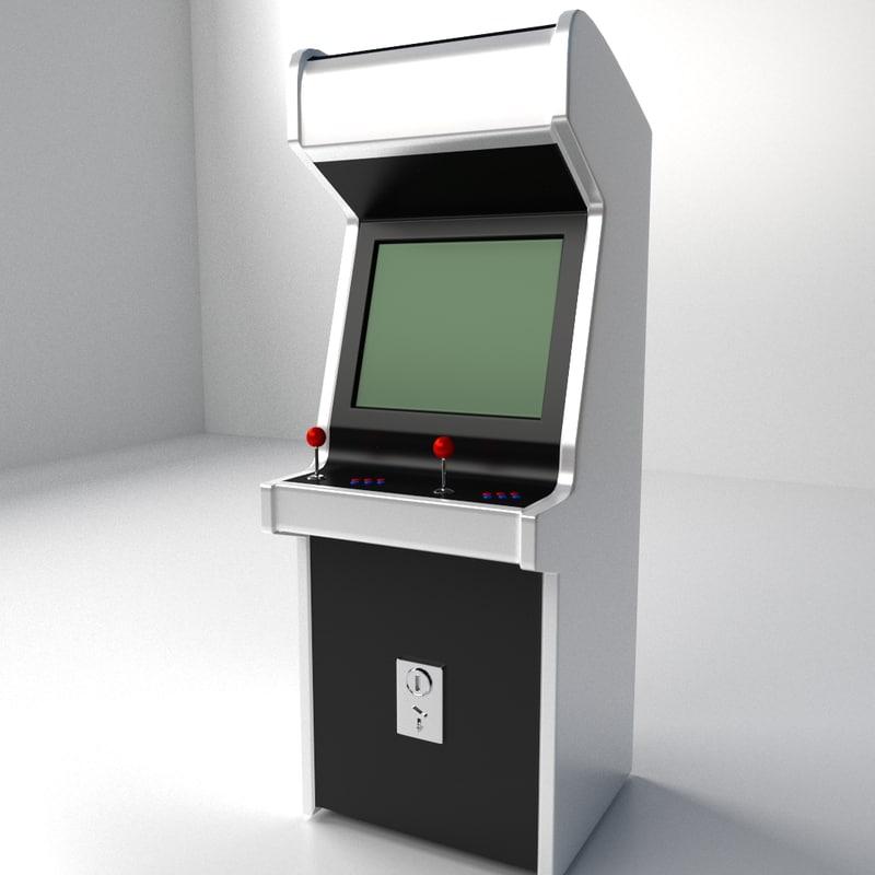 3d 3ds arcade machine