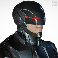 robocop 2014 3d model