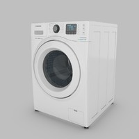 3d wash machine