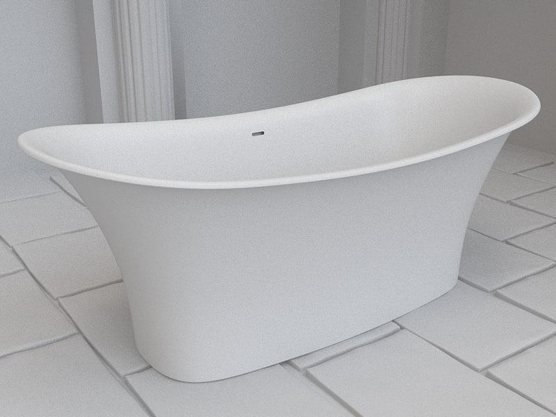 3ds max toulouse bath