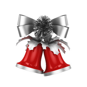 3ds max bells christmas