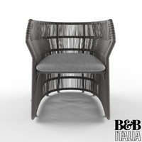 B&B Italia Canasta 2013 chair