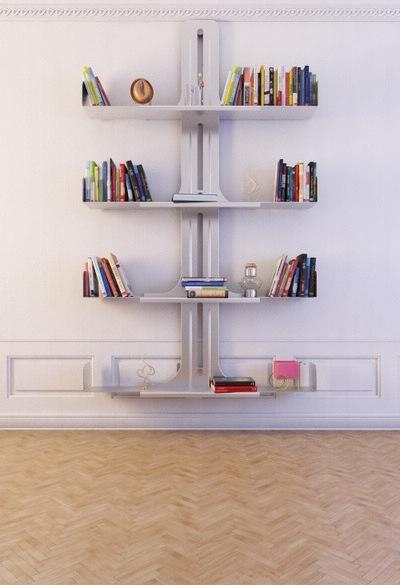 bookcase 09 books max