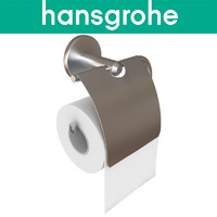 3d hansgrohe toilet paper