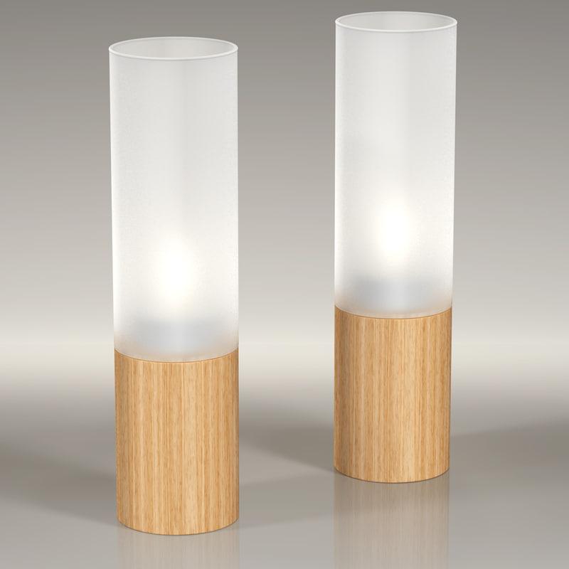 modeled tealight 3d 3ds