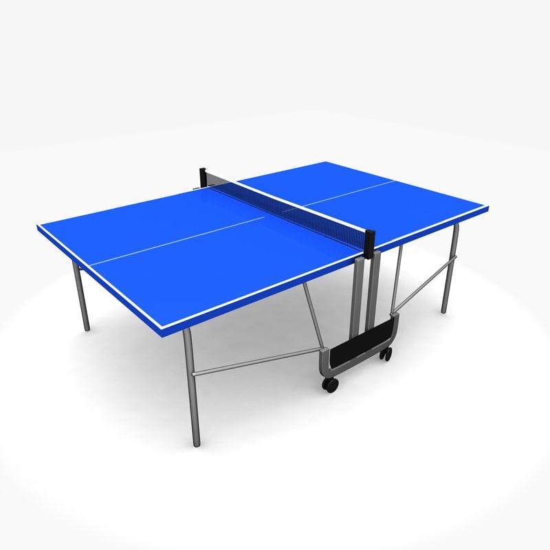 maya tennis table