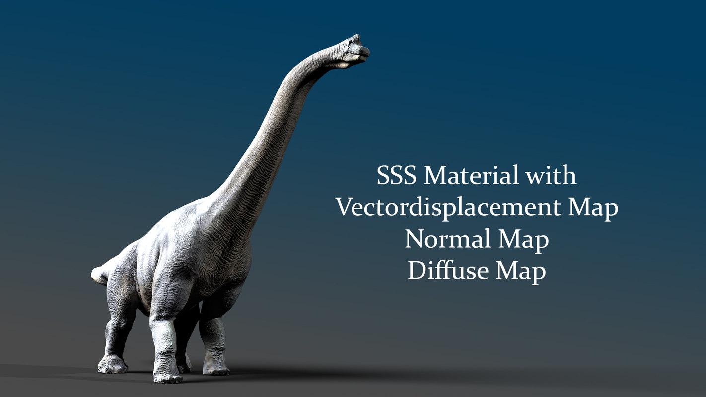 3d model dinosaur dino